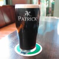 Pint Bierglas für irisches Bier mit Wunschnamen und Jahr
