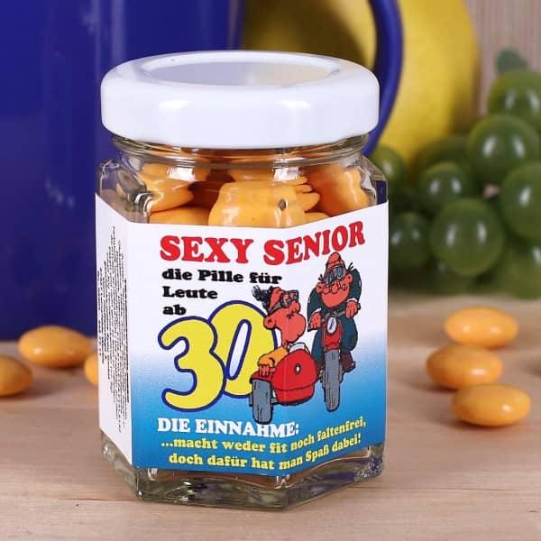 SEXY SENIOR PILLE 30