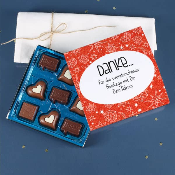 Lindt Hello Schokolade - Danke