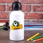 Trinkflasche - Fußball-Logo