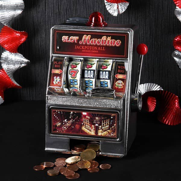 Spardose Slot Machine