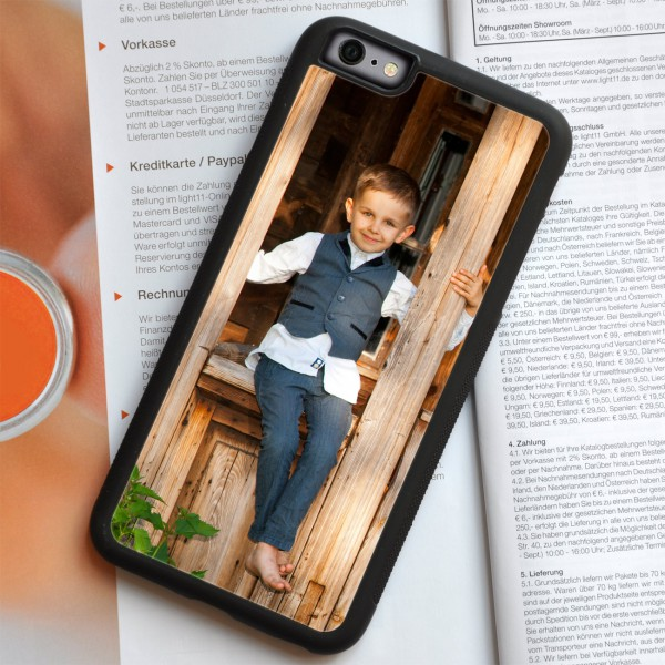iPhone 6 Plus Hülle mit Ihrem Foto