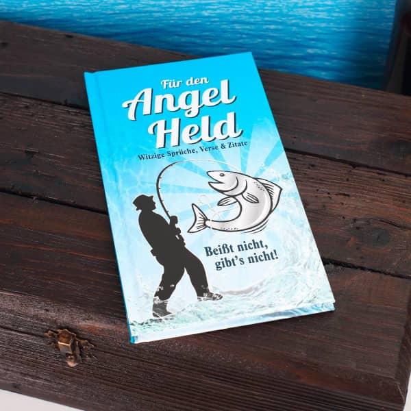 Sprüchebuch Angel Held