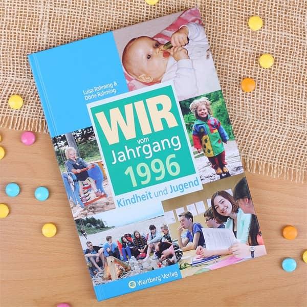 Jahrgangsbuch 1996