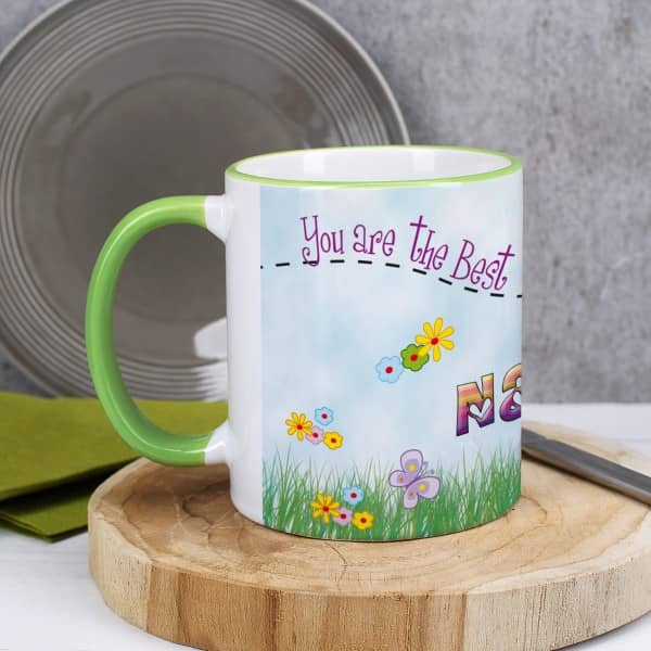 Tasse -You are the Best- mit Wunschnamen