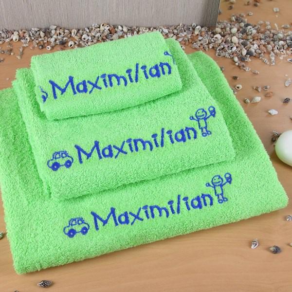 Handtücher Set für Jungen