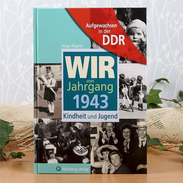 Jahrgangsbuch 1943