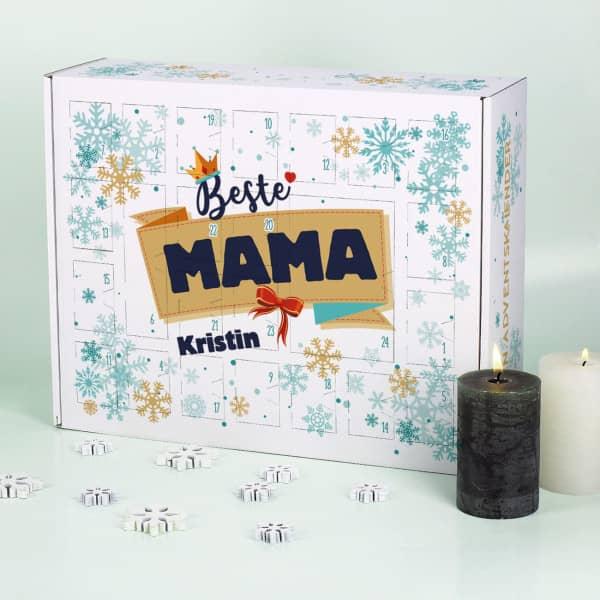- Beste Mama Adventskalender zum selbst Befüllen - Onlineshop Geschenke online.de
