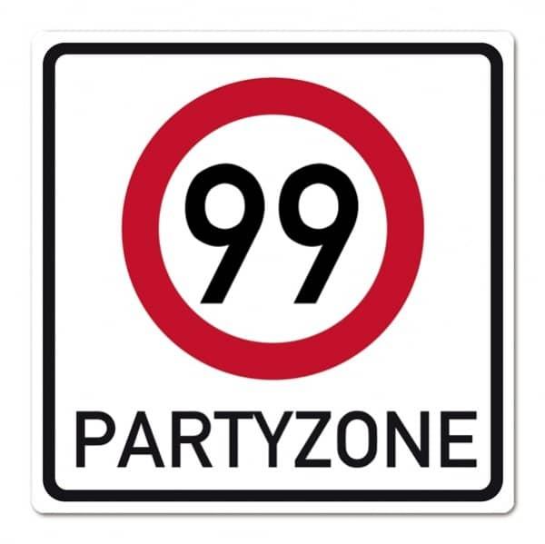Partyzone zum 99.