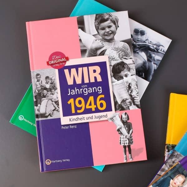 Jahrgangsbuch 1946 Kindheit und Jugend