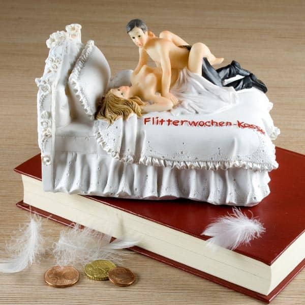 Hochzeit Braut Messer Flitterwochen