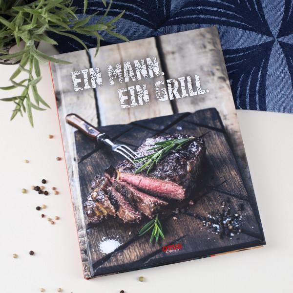 Grillbuch Ein Mann Ein Grill