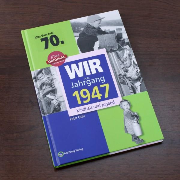 Jahrgangsbuch zum 70. Geburtstag