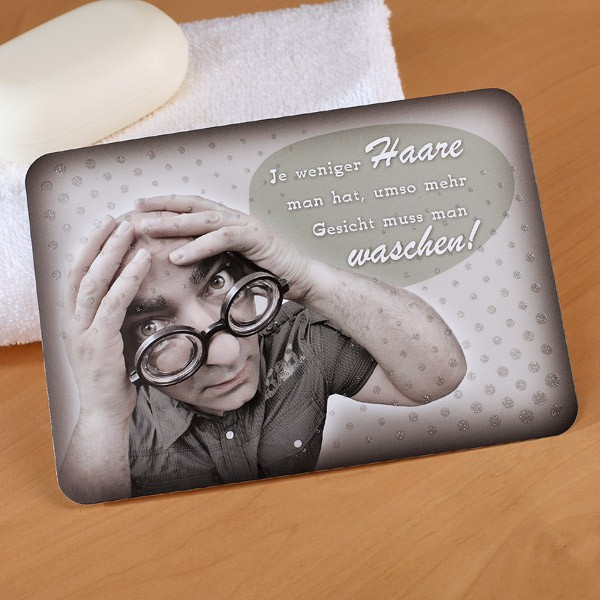 Postkarten mit Glitzereffekt