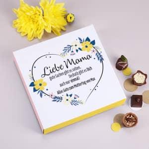 Lindt Schokolade zum Muttertag