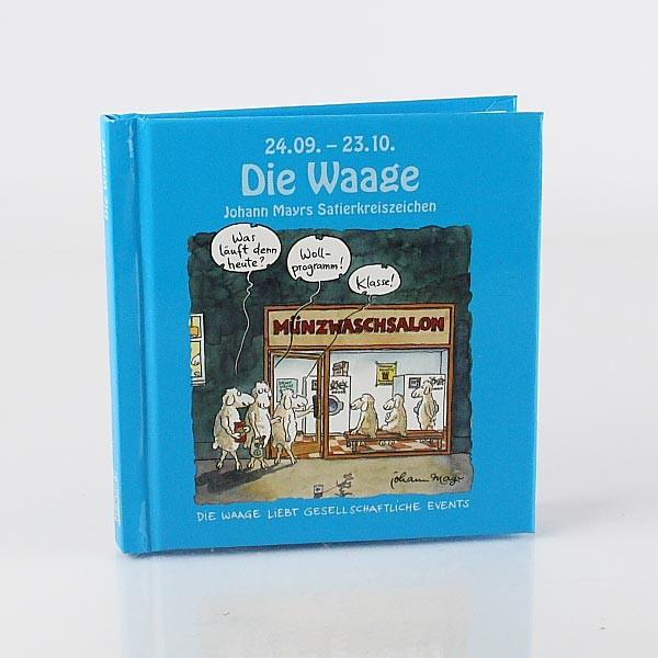 Mini Buch Waage