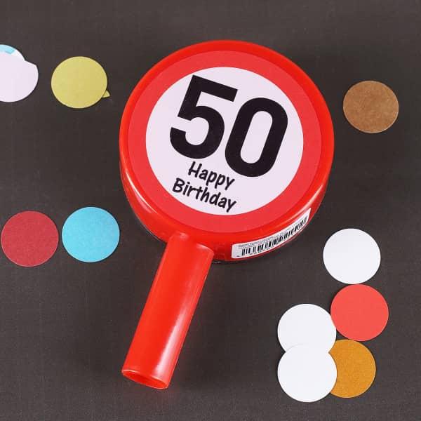 Happy Birthday 50