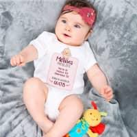 Babybody mit lustiger Preisliste und Wunschname zum Geburtstag