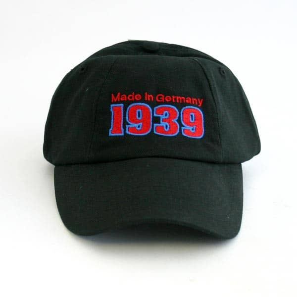 Basecap 1939