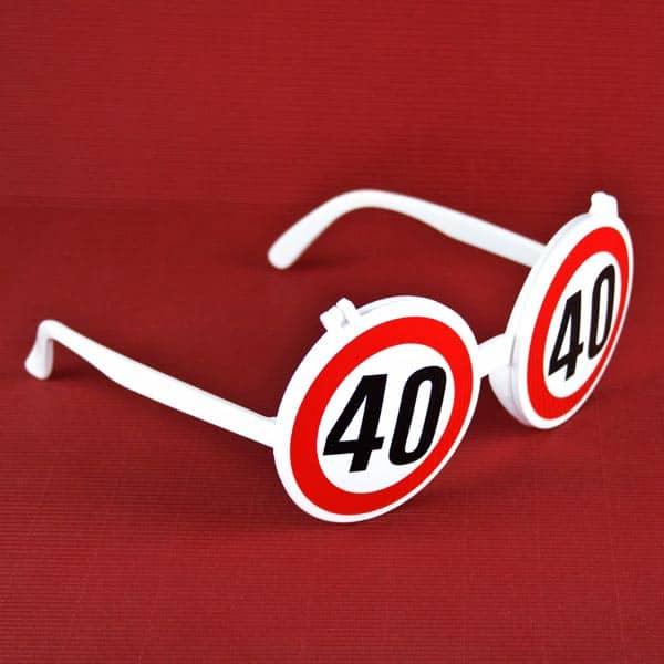 lustige sonnenbrille zum 40 geburtstag geschenke. Black Bedroom Furniture Sets. Home Design Ideas