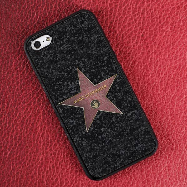 iPhone 5 Cover Walk of Fame