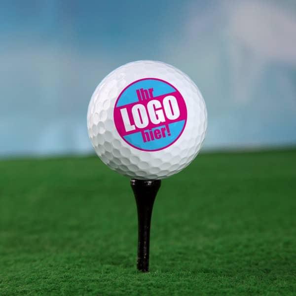 Golfball Set mit Ihrem Logo