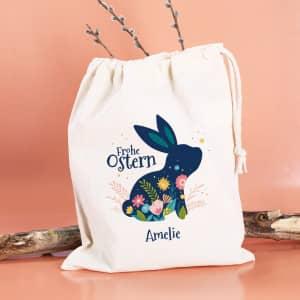 Geschenksack zu Ostern personalisiert