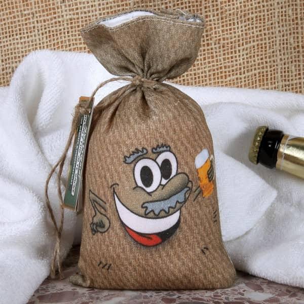 Badesalz für Alte Säcke mit Bierhefe und Hopfenextrakt