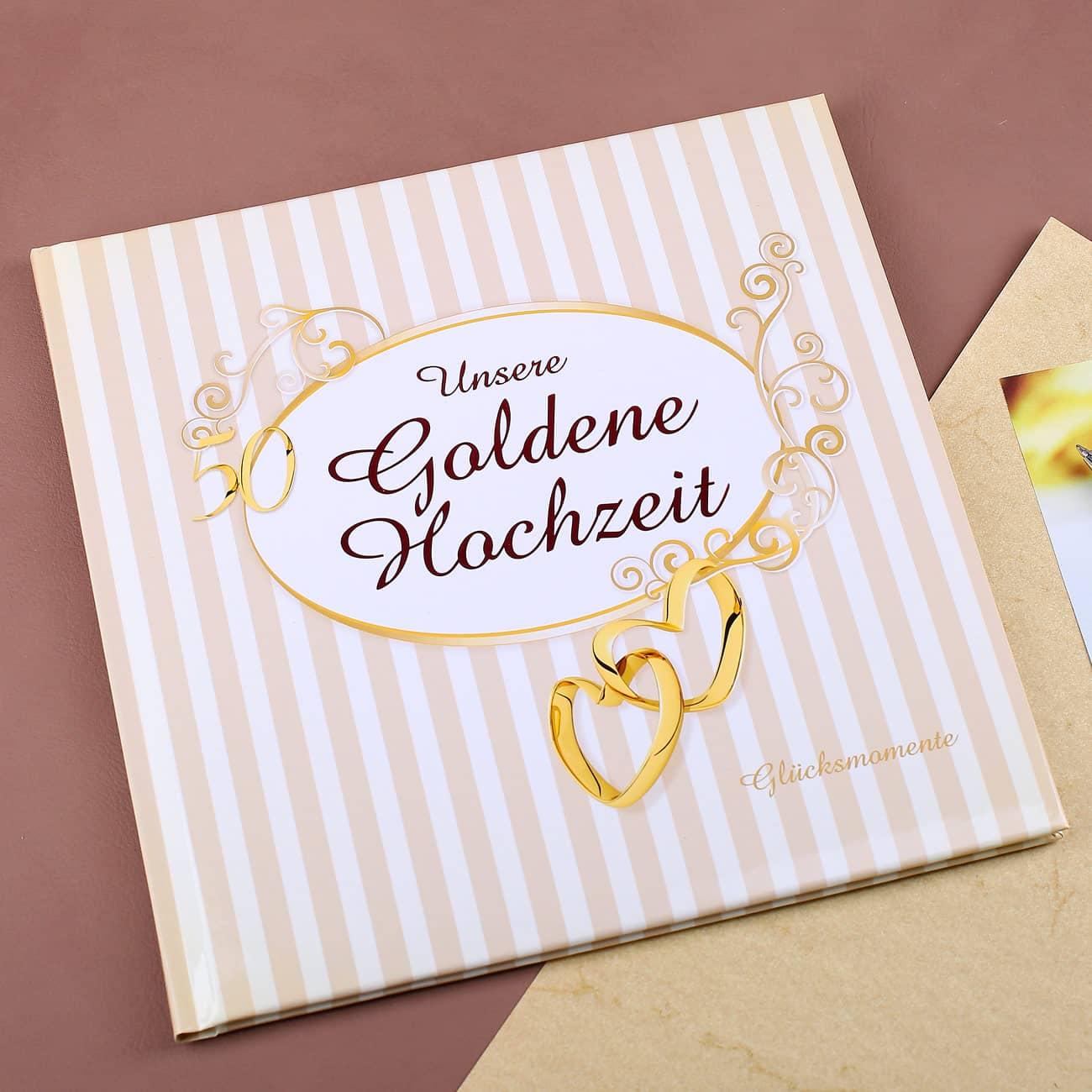 Album Zur Goldenen Hochzeit