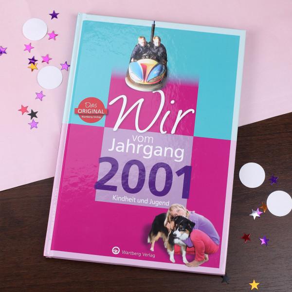 Jahrgangsbuch 2001