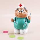 Spardose für Krankenschwestern und Pflegerinnen