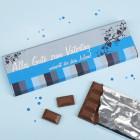 300g Vatertagsschokolade mit persönlichen Spruch
