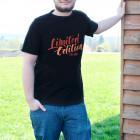 Herren T-Shirt - Limited Edition - mit Jahreszahl