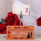 Geldgeschenk Grundstein für eine glückliche Ehe