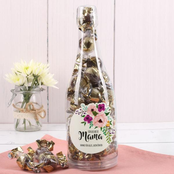 - Pralinenflasche für die beste Mama - Onlineshop Geschenke online.de