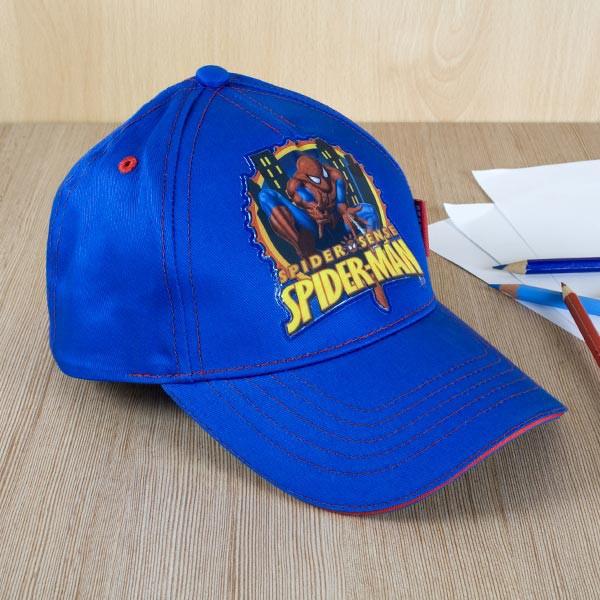 *Spiderman* Basecap (Cap2)