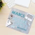 Homeoffice-Mousepad mit Ihrem Wunschnamen