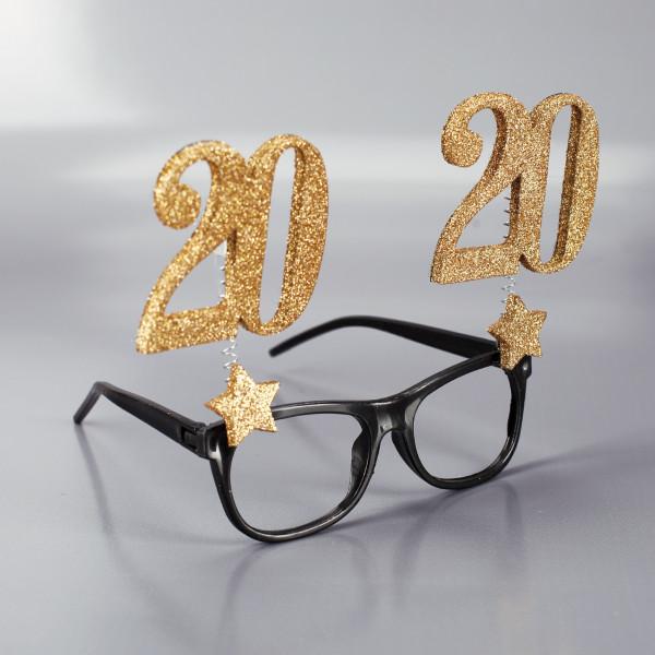 Brille zum 20. Geburstag