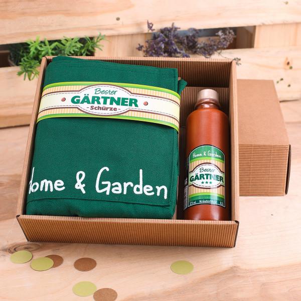 Geschenkset - Bester Gärtner