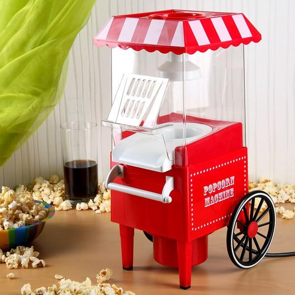 Popcorn Maschine für Zuhause