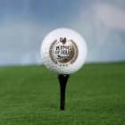 3er Set bedruckte Golfbälle King mit Wunschname