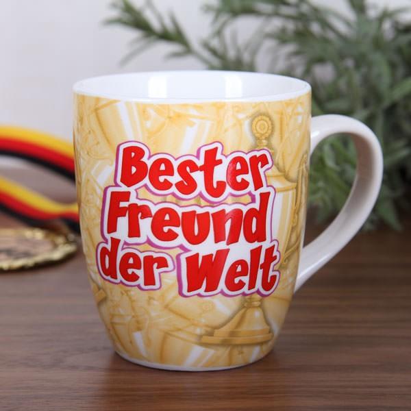 Fun Becher Bester Freund der Welt !