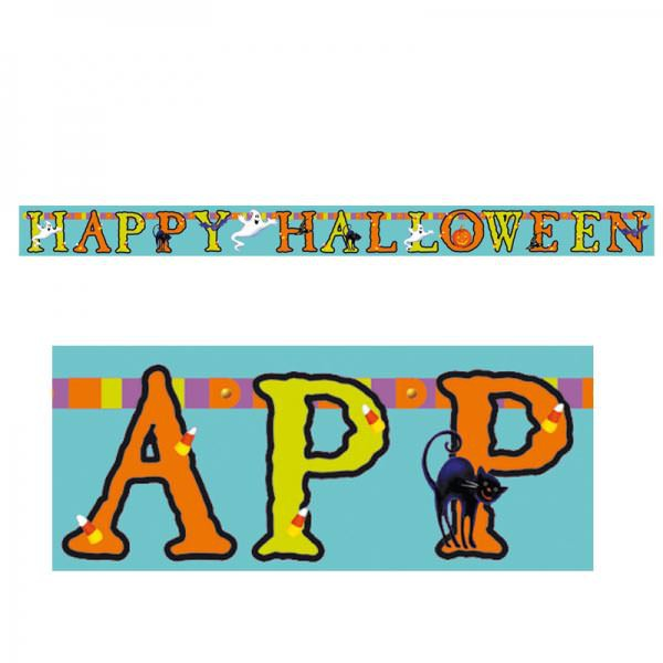 Girlande Happy Halloween