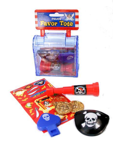 Schatztruhe für kleine Piraten