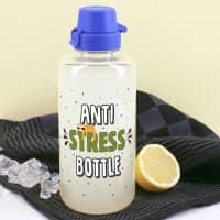 Anti-Stress Bottle - Trinkflasche mit kleinem Faultier