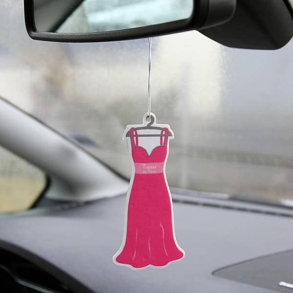 Duft-Anhänger Kleid Tussi on Tour