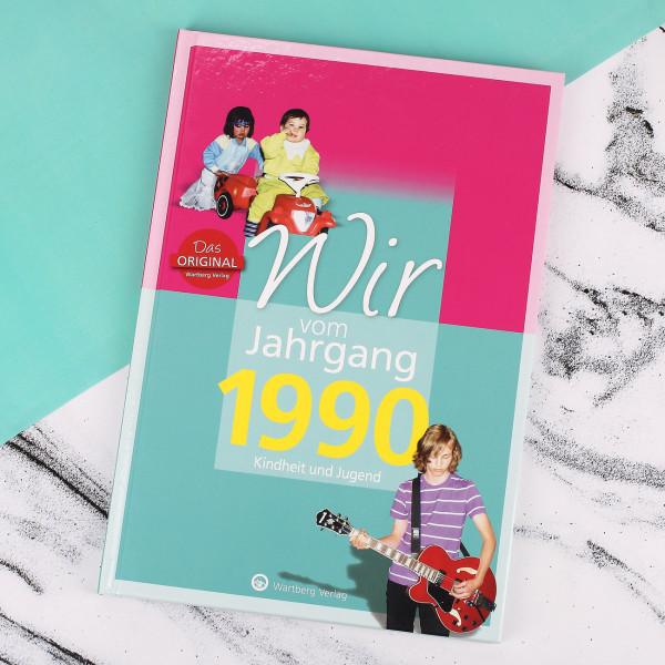 Jahrgangsbuch 1990