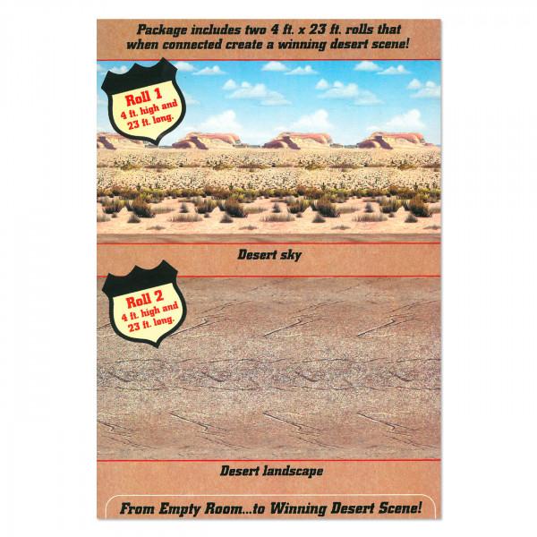 XXL Wandszenario Cars Desert