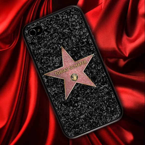 Handycover für iPhone 4(s) mit Walk of Fame