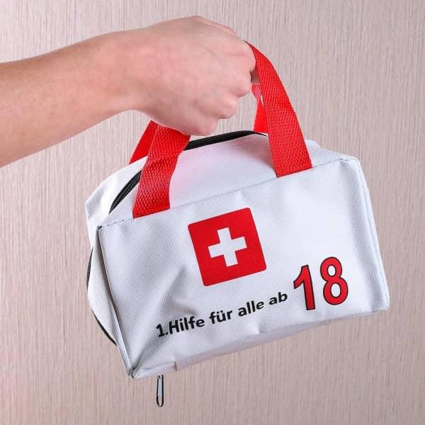 Kleiner 1 Hilfe Koffer Zum 18 Geburtstag